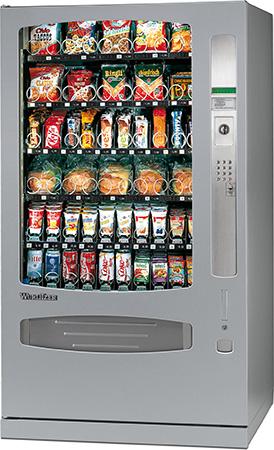 gebrauchte snackautomaten